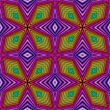 абстрактный kaleidoscope предпосылки Красивая multicolor текстура калейдоскопа, перевод 3D стоковое фото