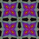 абстрактный kaleidoscope предпосылки Красивая multicolor текстура калейдоскопа, перевод 3D стоковые фотографии rf