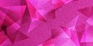 Абстрактной картина и блоки пинка затеняемые предпосылкой striped в раскосных линиях с винтажной розовой текстурой бесплатная иллюстрация