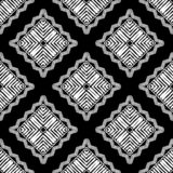 Ethnic boho seamless pattern. Patchwork texture. Weaving. Traditional ornament. Tribal pattern. Folk motif. Can be used for wallpaper, textile, invitation card royalty free stock photo