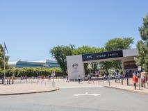 Австралийский институт спорта Канберры стоковые изображения