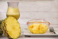 Ананас тропического плода от Южной Америки стоковая фотография rf