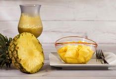 Ананас тропического плода от Южной Америки стоковые изображения