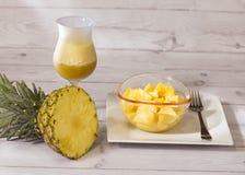 Ананас тропического плода от Южной Америки стоковые фото
