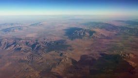 Антенна гор Юты видеоматериал