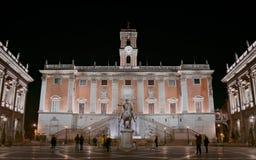 Аркада del Campidoglio - Roma стоковое фото
