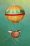 Аir balloon royalty free illustration