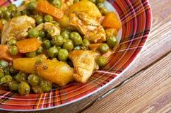 �rakos  - greek cuisine Royalty Free Stock Photo