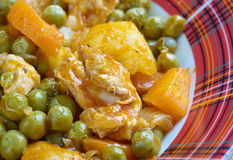 �rakos  - greek cuisine Royalty Free Stock Image