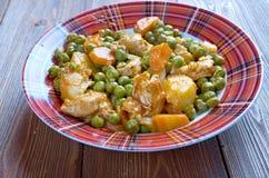 �rakos  - greek cuisine Stock Photography
