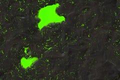 Безшовное текстурированное абстрактное Разрушьте жидкий жидкий металл стоковое изображение rf