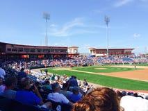 Бейсбол Филадельфии Phillies Clearwater Флориды предсезонный стоковое изображение