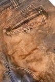 Брюки с грязью стоковое изображение rf