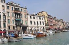 Венеция в начале апреля стоковые изображения rf