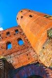 Взгляд на стробе Palatine в Турине стоковые фото