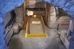 Взгляд стадиона Domitian стоковые фото