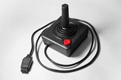 Видеоигры 80s кнюппеля ретро стоковое фото