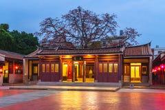 Военный штаб Kinmen династии Qing середина китайских характеров стоковые изображения rf
