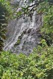 Водопад над Banos, эквадором стоковые фотографии rf