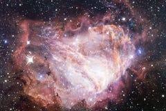 Глубокий космос Фантазия научной фантастики в высоком разрешении идеальном для обоев стоковая фотография rf