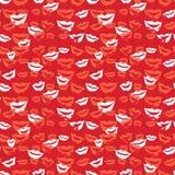 губы предпосылки безшовные бесплатная иллюстрация