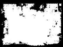 Граница или рамка Grunge край фото grunge стоковая фотография rf