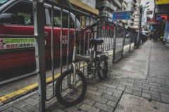 Гонконг, ноябрь 2018 - красивый город стоковое фото rf