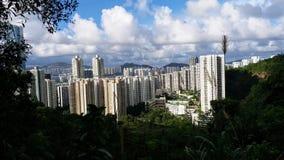 Гонконг Tai Koo стоковые фотографии rf