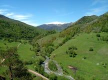 Горы Карачаево-черкессии. The mountains nature Vastness landscape beauty stock photos