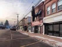 Городской Феникс, Нью-Йорк стоковые фото