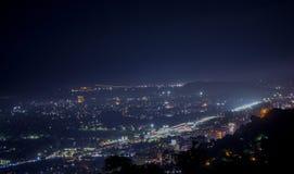 Город Guwahati стоковое изображение rf