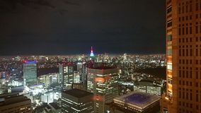 Жизнь в Токио стоковая фотография rf