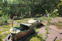 Заброшенное здание в Припяти Royalty Free Stock Photos