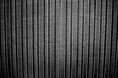 Закройте вверх по черно-белому простыни стоковые фото
