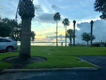 Залив американы стоковая фотография rf