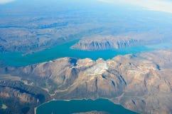 Западное побережье 2 Гренландии стоковое фото rf