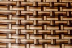 заплетенная текстура соломы стоковое фото
