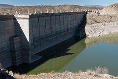 Запруда парка штата озера Butte слона, Неш-Мексико стоковая фотография rf
