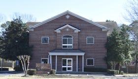 Здание ипотеки Bartlett, Bartlett, TN стоковое изображение