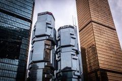 зодчество Hong Kong стоковое фото
