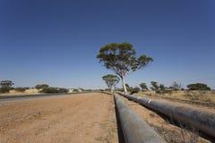 Известный австралийский трубопровод стоковое изображение rf