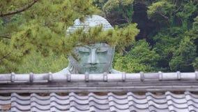 Известный вход виска к большому Будде в Камакуре акции видеоматериалы