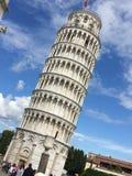Италия, pisa, tower. Tower of Pisa Royalty Free Stock Photography