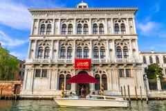 казино di venezia стоковое изображение rf