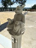Камни кролика Chiang Rai стоковые фотографии rf
