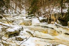Канада Установите внутри захватывающая долина 20, Ball's понижается зона консервации предлагает впечатляющий пейзаж и естествен стоковая фотография rf