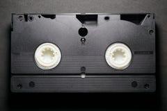 Кассета VHS TDK видео- стоковое изображение