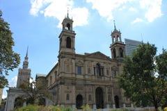 Католическая церковь в Варшаве Польше стоковые фотографии rf