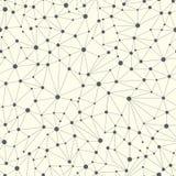 Картина сети безшовная иллюстрация штока