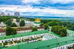 Киев большее Lavra 25 стоковое изображение